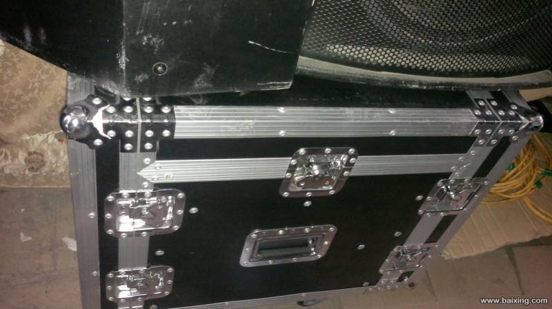 专业演出音响 15寸音箱 功放 调音台 机柜