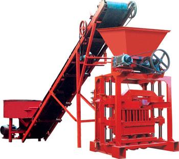 详细分析免烧砖机的结构、特点以及产品优势