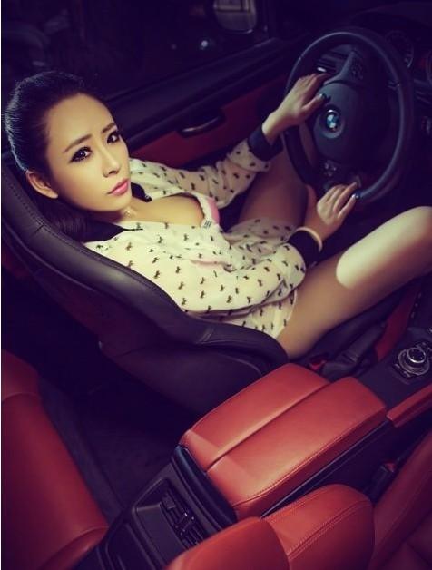 美女车模秀