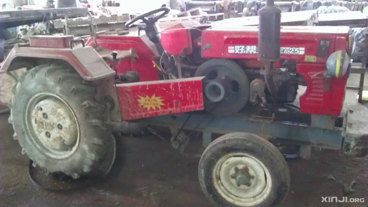 福田20、25拖拉机各一台,2米*5米平板
