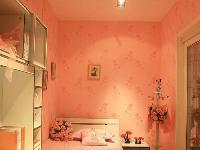 甜美气质的儿童房设计
