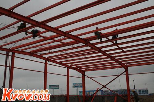 通州区平房加层隔层钢结构搭建制作68601691