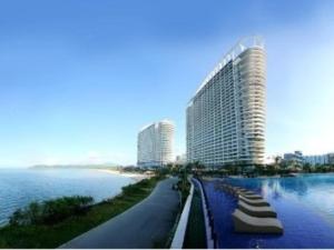 惠州碧桂园十里银滩酒店