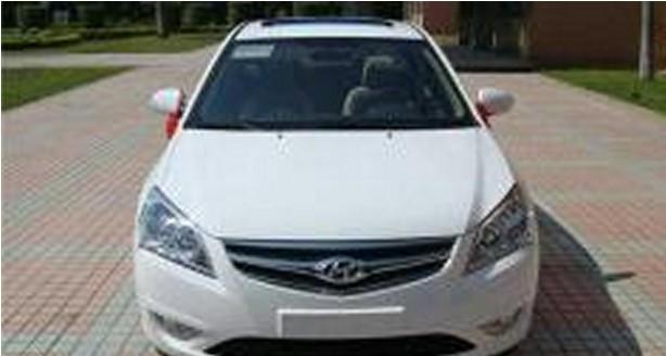 淮北二手轿车出售现代 悦动 2008款 1.6 手动