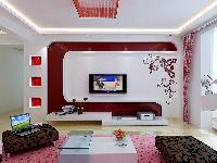 红白色现代简约设计案例推荐