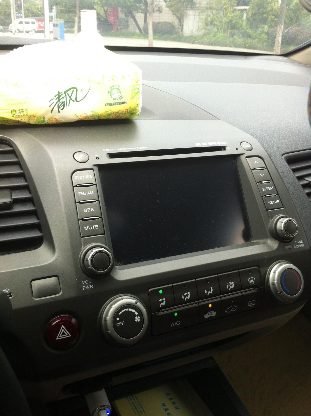 本田思域私家车