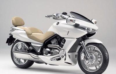 原装进口跑车摩托车本田DN-01