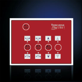 智能系统控制面板