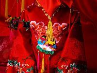 中国红婚嫁