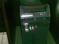 低价出售联想台式商务机