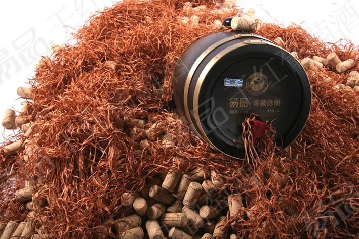 橡木桶系列干红葡萄酒3l