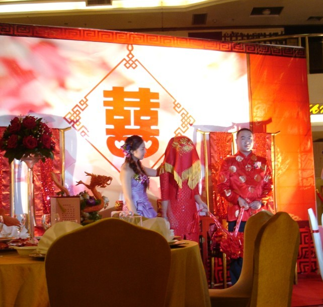 2012中式婚礼