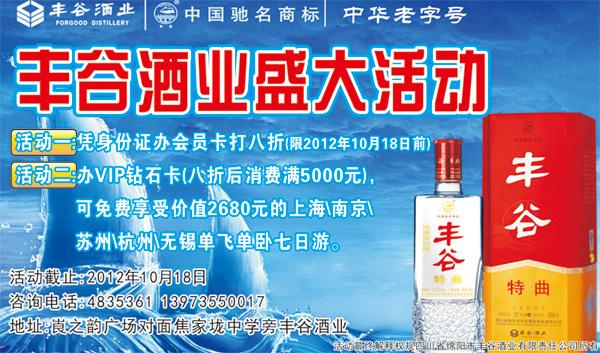 [新宁丰谷酒业]折扣8折优惠券