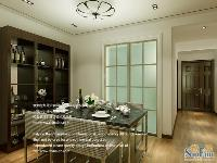 发祥福邸-二居室-98�O-装修案例