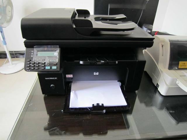 低价转让电脑、惠普一体机、富士通票据打印机