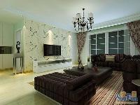 东荷苑-四居室-145�O-装修案例
