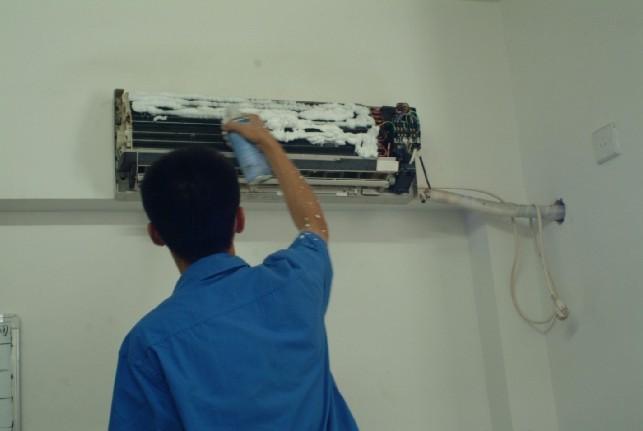 空调室内机消毒清洗
