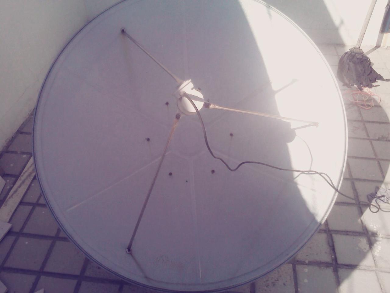卫星天线大锅