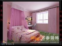 华沁苑58#-1-701欧式风格