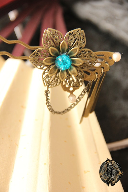 taobao网纯手工艺打造的古饰品
