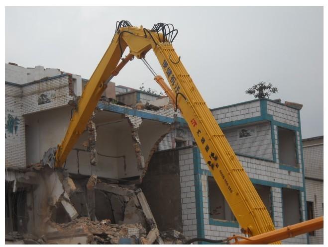挖掘机拆楼臂生产厂家
