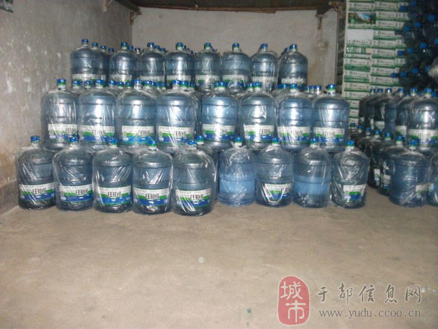 润田纯净水于都总经销
