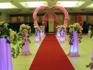 阳光高端婚礼会所