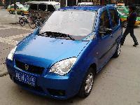 渭南市合阳县出售哈飞路宝汽车一辆