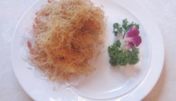金丝面线虾