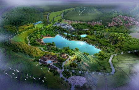 五禾生态农业观光园