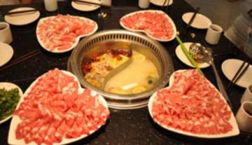 湖口小肥羊火锅涮羊肉