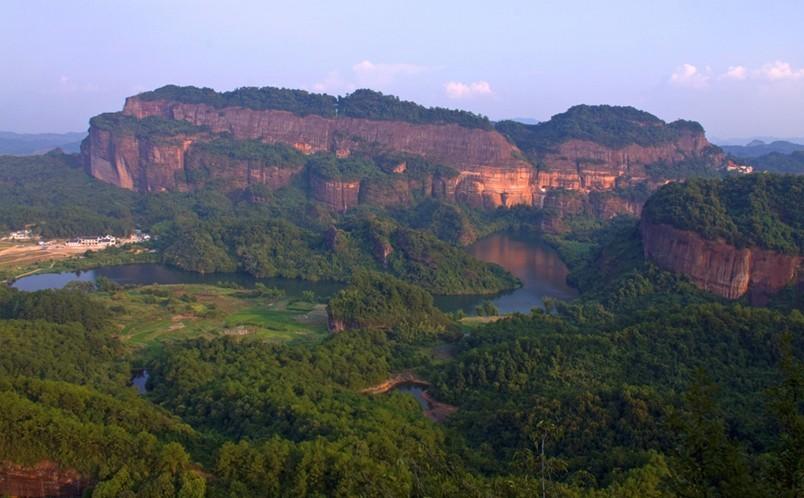 国家aaaaa级风景名胜区,国家级自然保护区,国家地质公园 ,位于广东省