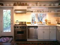 开放式空间的好帮手 实用厨房收纳专辑