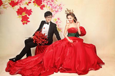 金乡新古典婚纱摄影