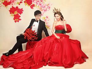 金�l新古典婚��z影