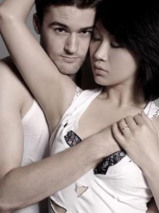 外国美女眼中的中国男人