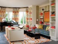 简欧风格客厅电视柜装修效果图大全2012图片
