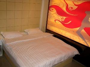 时尚大床房