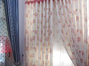 布之艺品牌窗帘(甜美风情)