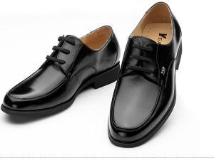 意尔康男鞋正品2012新款商务正装系带男单鞋真皮鞋子1AZ2