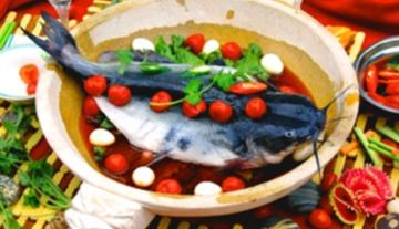 传香阁石锅鱼
