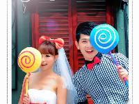 【米兰婚纱摄影】棒棒糖情人