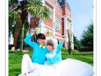 【米兰婚纱】蓝蓝的天 蓝蓝的梦