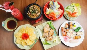 稻汀一回转寿司日本料理