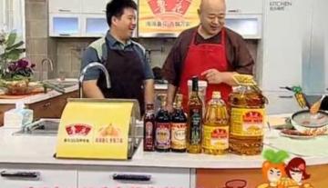 茶树菇炒菠菜