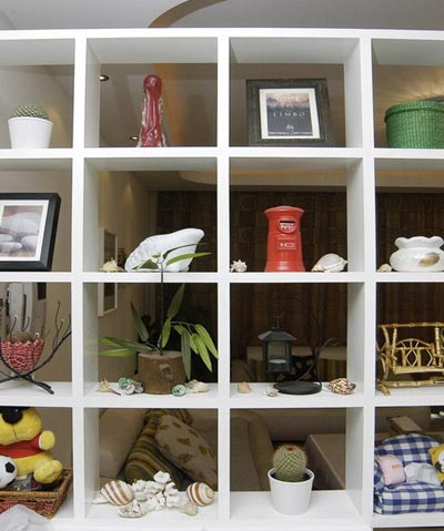 三室两厅经典装修案例 从细处展现家的温馨
