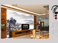 现代中国风装饰