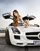 奔驰新车型+S级车模