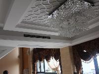 家用中央空调、地暖、热水等一套智能系统