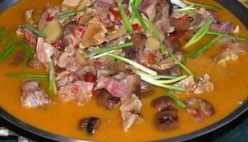 西充美味腊肉火锅